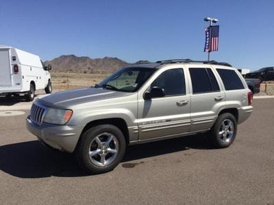Jeep Grand Cherokee 2004 for Sale in Buckeye, AZ