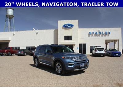 Ford Explorer 2021 for Sale in Brownfield, TX