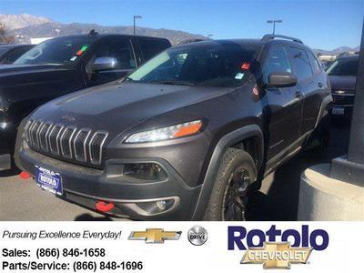 Jeep Cherokee 2015 for Sale in Fontana, CA