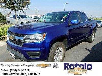 Chevrolet Colorado 2016 for Sale in Fontana, CA