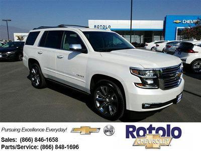 Chevrolet Tahoe 2018 for Sale in Fontana, CA