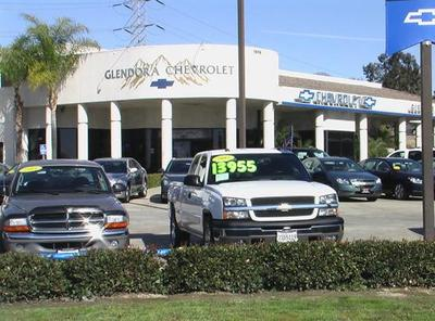 Glendora Chevrolet Image 1