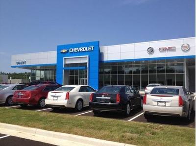 Smart Chevrolet Cadillac Buick GMC Image 5