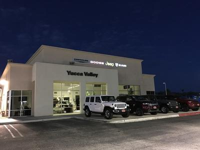Yucca Valley Chrysler Dodge Jeep Ram Image 1
