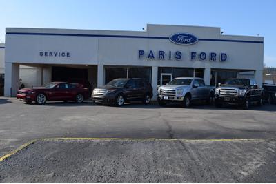 Paris Ford, Inc. Image 1