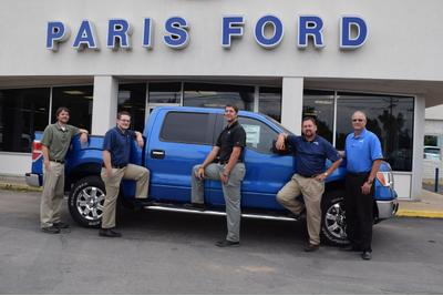 Paris Ford, Inc. Image 2