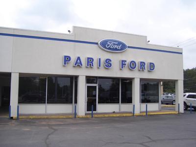 Paris Ford, Inc. Image 6