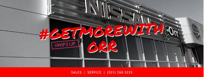 Orr Nissan of Searcy Image 1