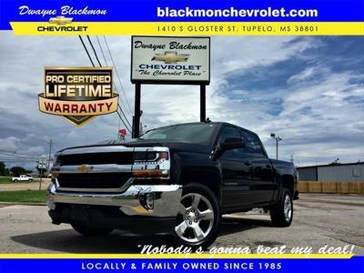 2017 Chevrolet Silverado 1500 1LT for sale VIN: 3GCPCREC4HG107508