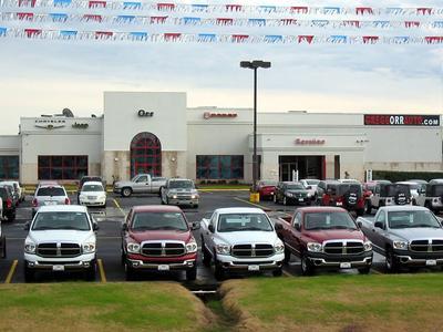 Orr Chrysler Dodge Jeep RAM Image 4