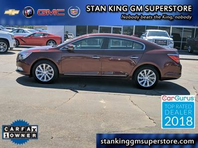 2016 Buick LaCrosse Leather for sale VIN: 1G4GB5G31GF147002