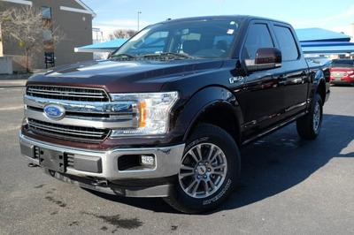2018 Ford F-150  for sale VIN: 1FTEW1E5XJFA07258