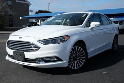 2018 Ford Fusion  for sale VIN: 3FA6P0D91JR168526