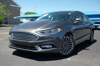 Ford Fusion 2018 for Sale in Brownwood, TX