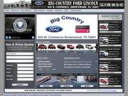 Big Country Ford Lincoln Image 1