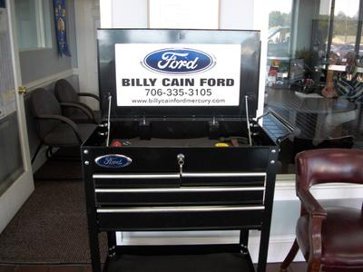 Billy Cain Ford Image 2