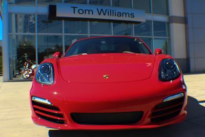 Porsche Birmingham Image 1