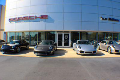 Porsche Birmingham Image 2