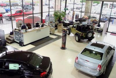 Efird Chrysler Jeep Dodge RAM Image 3