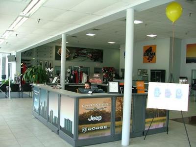 Wilson Chrysler Dodge Jeep RAM Image 6