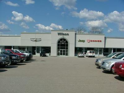 Wilson Chrysler Dodge Jeep RAM Image 8