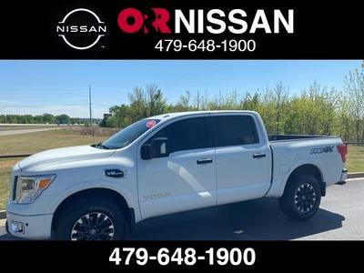 Nissan Titan 2017 a la Venta en Fort Smith, AR