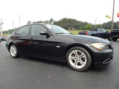 2008 BMW 328 i for sale VIN: WBAVC53538F008293