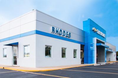 Rhodes Chevrolet Image 1