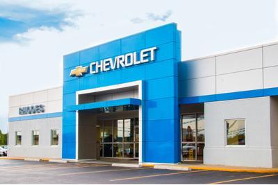 Rhodes Chevrolet Image 2