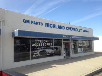 Richland Chevrolet Image 6