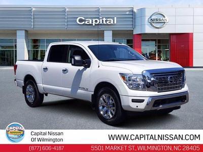 Nissan Titan 2021 a la Venta en Wilmington, NC