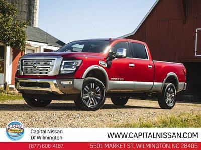 Nissan Titan XD 2020 for Sale in Wilmington, NC