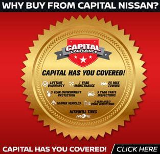 Capital Nissan Image 1