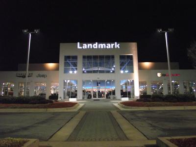 Landmark Dodge Chrysler Jeep RAM Morrow Image 7