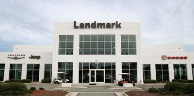 Landmark Dodge Chrysler Jeep RAM Morrow Image 8