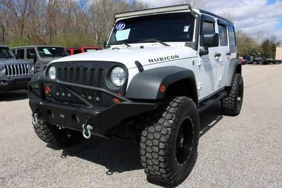 2011 Jeep Wrangler Unlimited Rubicon for sale VIN: 1J4BA6H1XBL593769