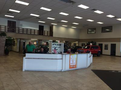 Homer Skelton Chrysler Dodge Jeep RAM Image 2