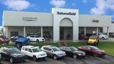 Bakersfield Chrysler Jeep Fiat Image 5