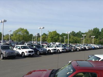 Huntersville Ford Image 3