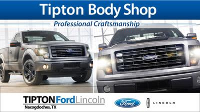Tipton Ford Lincoln Image 3