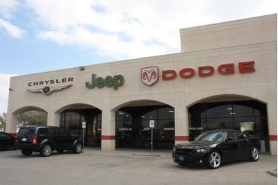 All American Chrysler Dodge Jeep Ram of Midland Image 3