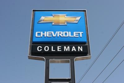 Coleman Chevrolet Image 4