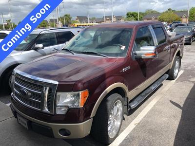 2010 Ford F-150 Lariat SuperCrew for sale VIN: 1FTFW1CV3AFC88018
