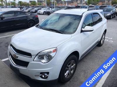 2013 Chevrolet Equinox 2LT for sale VIN: 2GNFLNEK6D6323949