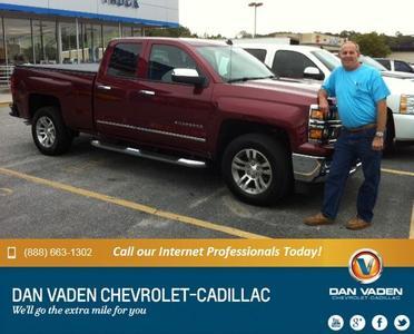 Dan Vaden Chevrolet-Cadillac Image 3