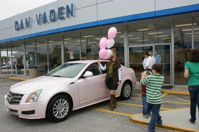 Dan Vaden Chevrolet-Cadillac Image 5