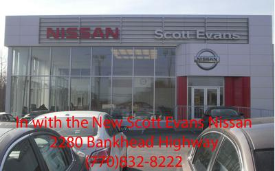Scott Evans Nissan Image 1