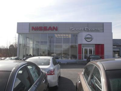 Scott Evans Nissan Image 2