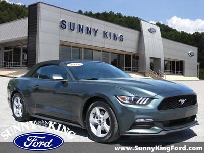 2016 Ford Mustang V6 for sale VIN: 1FATP8EM3G5304395