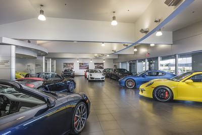 Porsche Newport Beach Image 4